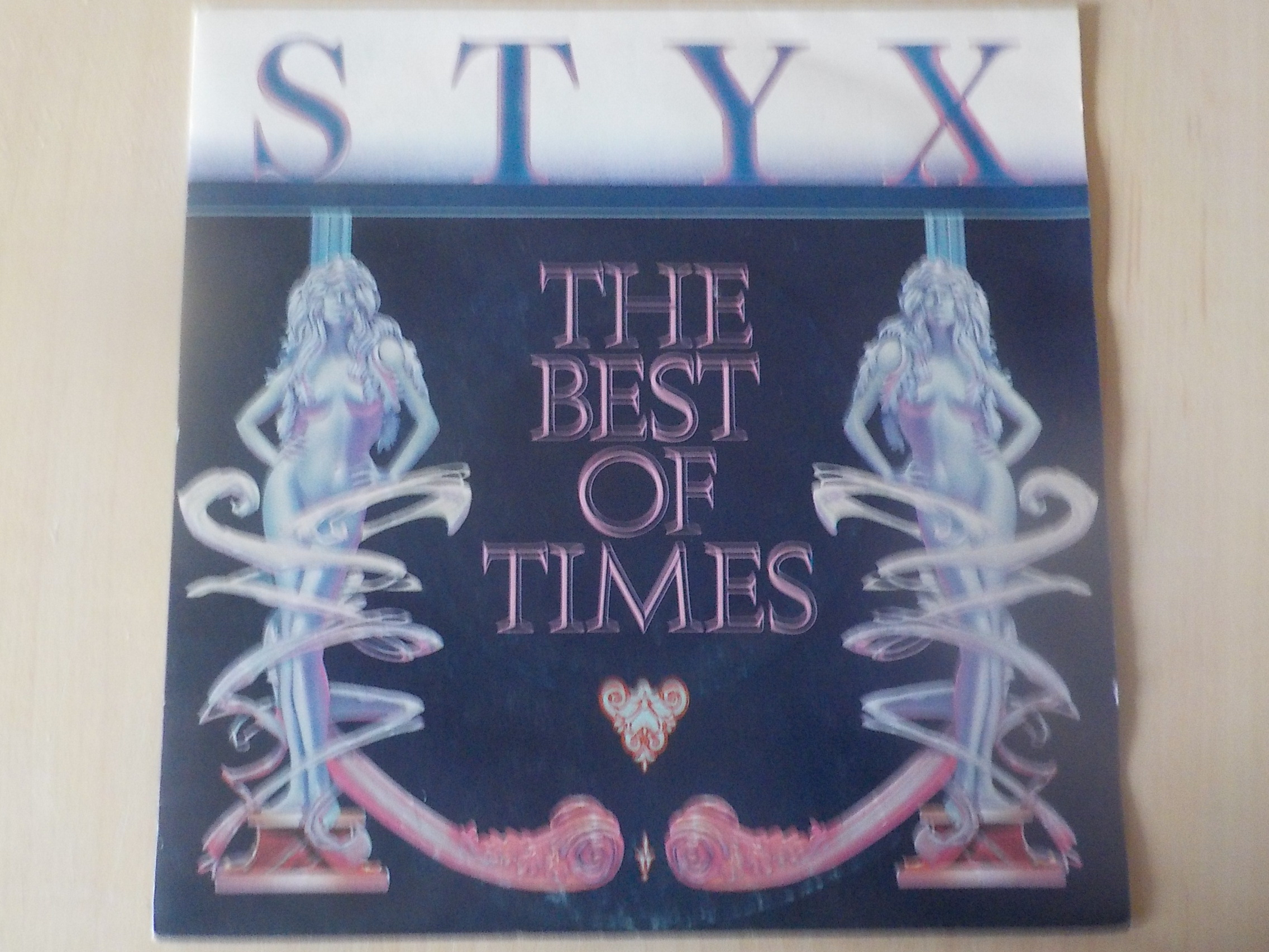 buy vinyl record the best of times miss america of styx for sale